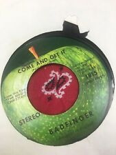 "Badfinger ""Come And Get It"" ""Rock Of All Ages "" 7 Inch Single"
