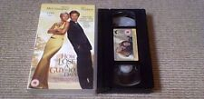 HOW TO LOSE A GUY IN 10 DAYS UK PAL VHS VIDEO Matthew McConaughey Kate Hudson