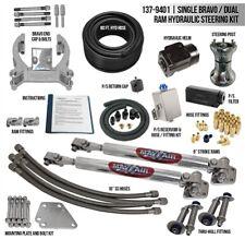 "Mayfair 137-9401 Single Bravo/Dual Ram Full Hyd Steer Kit  (4"" 6"" or 8"" HLength)"