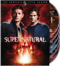 Supernatural, The Su - Supernatural: The Complete Fifth Season [New DVD]
