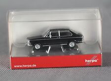 Herpa 023511-002 h0 1:87 bmw 2002 TII TM Touring negro-productos nuevos, muchas fotos!