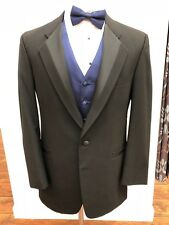 Perry Ellis 46R Tuxedo--WOW--PROM/WEDDING TUX