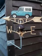 Superb Functional Attractive LAND ROVER WEATHER VANE  series 1 2 2a landy (vo)