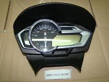 BMW C600 SPORT STRUMENTAZIONE CON 2000 KM
