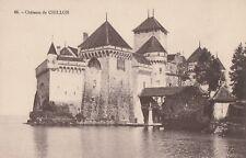 AK 66. - Château de Chillon