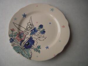 CATH KIDSTON DISNEY PETER PAN TINKERBELL SIDE PLATE - NEW
