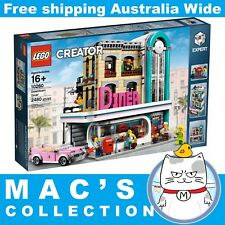 Lego Creator Downtown Diner 10260 - modular - in stock - ready to ship!