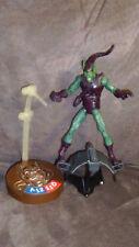 Green Goblin, Flyer & Stand (Ultra Rare Showdown) - Marvel Universe 4 Inch Tall