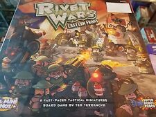 Rivet Wars: Eastern Front - Board Game Cool Mini or Not CMON New NIB!