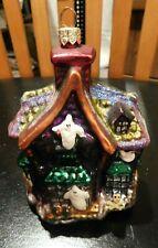 Christopher Radko Haunted House Ornament
