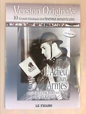 DVD / L'ADIEU AUX ARMES / GARY COOPER / NEUF SOUS CELLO