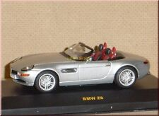 BMW Z8 roadster Cabriolet E52 - silber silver argento plata - IXO MOC076 - 1:43