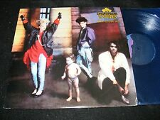 THOMPSON TWINS LP Here's To Future Days Scarce US 1985 Original Nile Rodgers CLN