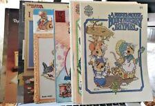 Cross Stitch Stitch Patterns/ Booklets: MICE!
