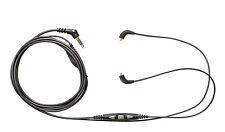 Shure CBL-M-K-EFS Music Phone Cable w/ Remote + Mic. US Authorized Dealer