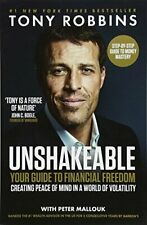 Unshakeable: Your Guide to Financial Freedom, Robbins 9781471164934 New+-
