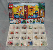 LEGO City Advent Calendar Set 60201 Complete with Lego Parts, Most Sealed