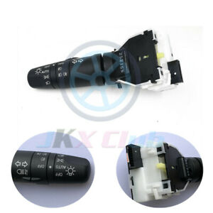 Auto HeadLight Turn Signal Fog Light Steering Column Switch For Nissan Frontier