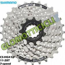 SHIMANO CASSETTA PIGNONI  CS-HG41-7V 11-28T