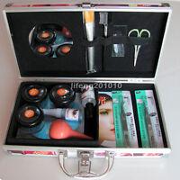 New Professional Eye Lash False Eyelashes Eyelash Extension Glue Kit Full Set
