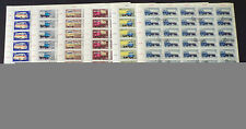 Gestempelte Briefmarken der DDR (1981-1990) als Satz