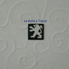 Logo Autocollant Coque de clé PLIP Peugeot 107,207,307,308,407,607,807,1007,3008