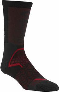 Reebok Crossfit Tech Crew Socks - Black CZ9945 RRP £16.99