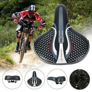 Bicycle Soft Saddle Electric Scooter Comfortable PU Sponge Seat Cushion Suitable