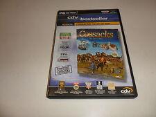 PC   Cossacks: The Art of War (Add-on) [cdv bestseller]