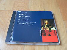 Hogwood - Handel : Water Music, The Alchymist - CD L'Oiseau-Lyre Germany