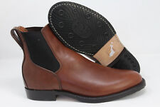 "Red Wing 6"" Congress Chelsea Boot Teak Brown Sz 8.5 D  9078 Made USA"