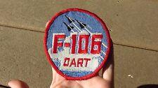 USAF PATCH F-106 Delta Dart Convair Vietnam Era SSI Insignia