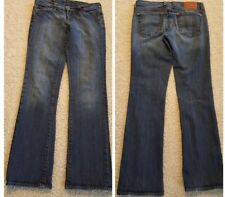 LUCKY BRAND SUNDOWN Jeans Women's 4 / 27  by Gene Montesano USA - Zipper Fly