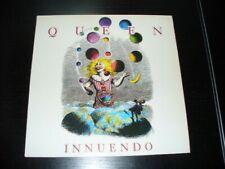 Queen Freddy Mercury innuendo vinile vinyl 1991 original stampa EMI italiana