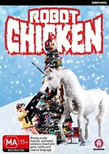 Robot Chicken Christmas Specials (6 Christmas episodes, etc) NEW R4 DVD