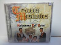 TESOROS MUSICALES ~ HURACANES DEL NORTE ~ SPANISH ~ NEW SEALED CD