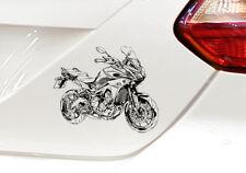 MT-09 Tracer 900, Auto Motorrad Aufkleber Sticker