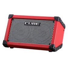 Roland CUBE Street Battery Powered Stereo Amplifier - Red