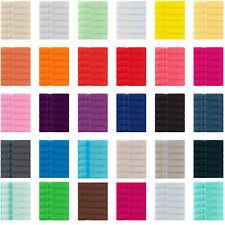 6er Set Handtuch Handtücher Tücher 50cm x 100cm Frottee 100% Baumwolle 500g/qm