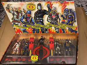 G.I. Joe Cobra Legions 25th Anniversary Box Set NEW-SEALED💥SHIPS🌎WORLDWIDE💥