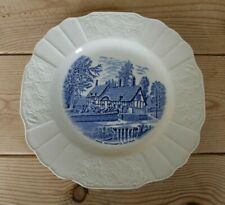 More details for vintage myott son & co anne hathaway's cottage plate