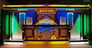 105 Key Decap Antwerp Dance Organ fair fairground street