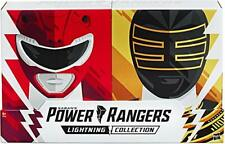 Power Rangers Lightning Collection SDCC Mighty Morphin Red & Zeo Gold 2 Pack