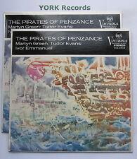 VICS 6007 A/B - GILBERT & SULLIVAN - The Pirates Of Penzance - Ex Dbl LP Record