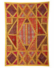 Handmade Patchwork Home Décor Materials & Tapestries