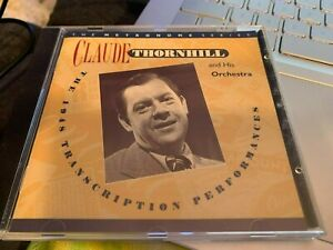 The 1948 Transcription Performances by Claude Thornhill (CD, 1994, Hep Jazz)
