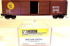 Z Mtl 13716-2 50ft Std Box Car Double Doors Nyc