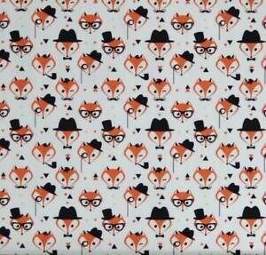 100% Natural Reusable Beeswax Food wrap -Fox