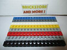 Lego - Technic Brick Brique 1x16 3703 - Choose Color & Quantity