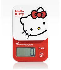 Dretec Digital Kitchen Scale Hello Kitty 1kg red KS-154KR